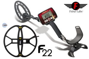 Fisher F22 Tiefenortung Austria