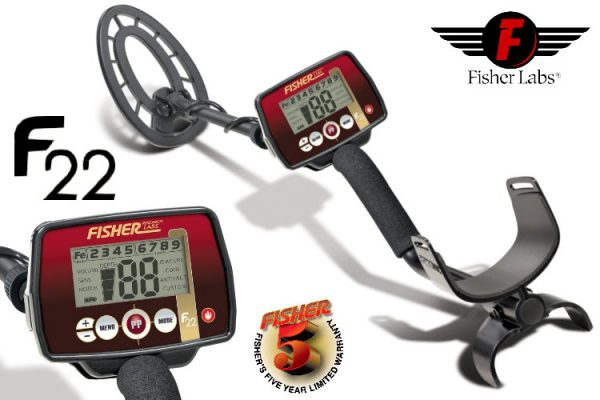 Fisher F22 Metalldetektor kaufen